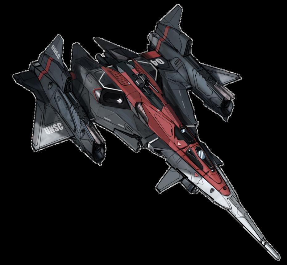 F-371 Halberd by SplinteredMatt