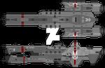 Halo Warrior-class destroyer