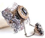 Gothic Slave Bracelet Cuff