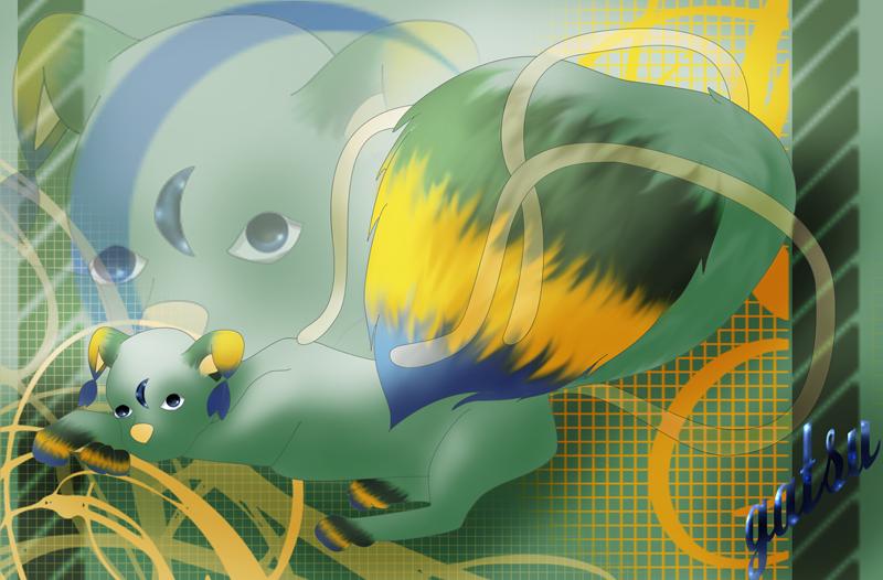 gatsu by RevRuby