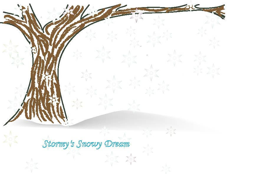 stormy's snowy dream by RevRuby