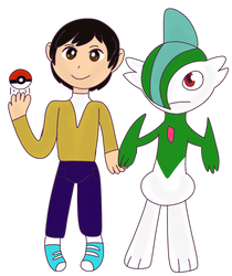 Charles and his Gallade