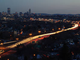 Long Exposure Boston by olsons39