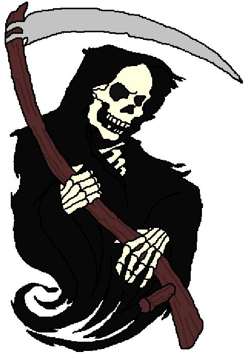 Grim Reaper by Perseus605