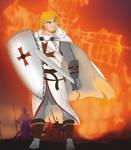 Phoebus - Templar Knight