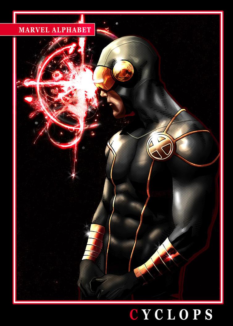 C for Cyclops by tonytorrid