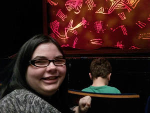 Me at The Lion King