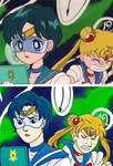Sailor Moon re-draw