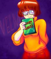 Velma - Scooby Doo by AdamsDoodles
