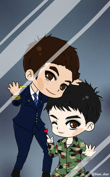 SoulFighter Couple 02