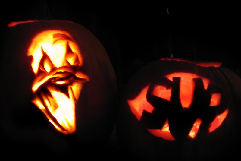 amnesia monster pumpkin by GumandPeanuts17 on DeviantArt