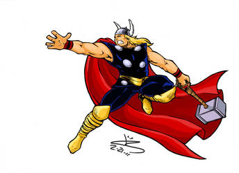 thor by jack0001