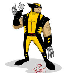 Wolvie by jack0001