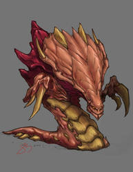 Hydralisk by jack0001