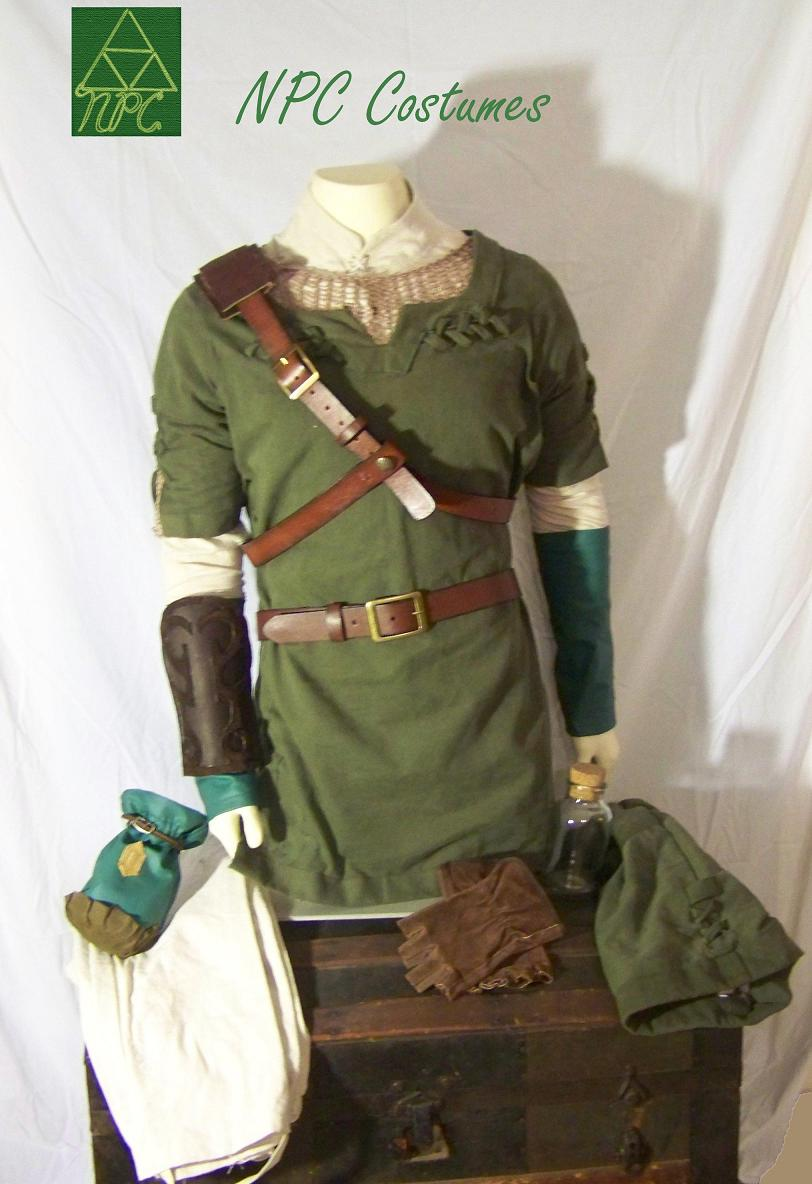 Link cosplay tutorial twilight princess gallery link cosplay tutorial twilight princess baditri Images