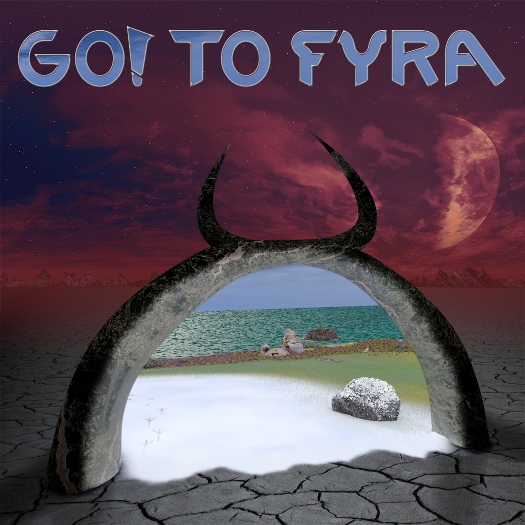 Go! to Fyra - Demo - Album art
