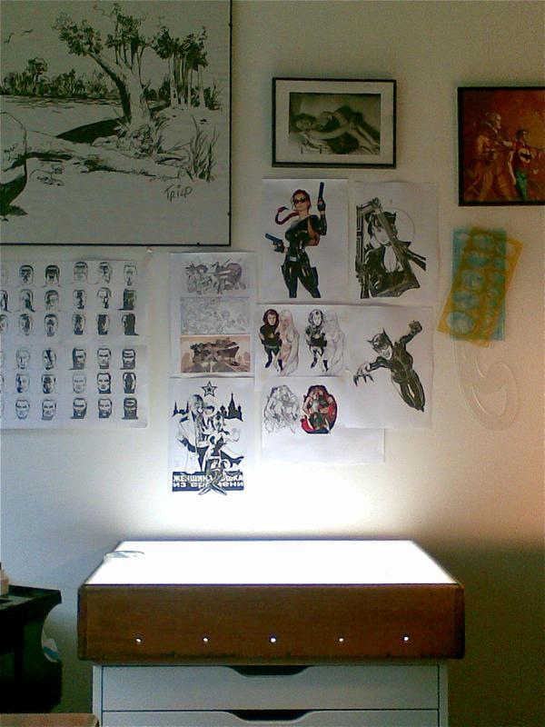 My Lightboard Place By GiuseppeMatteoni On DeviantArt