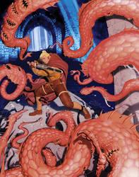 Dragonero #25 by GiuseppeMatteoni