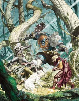 Dragonero Cover #40