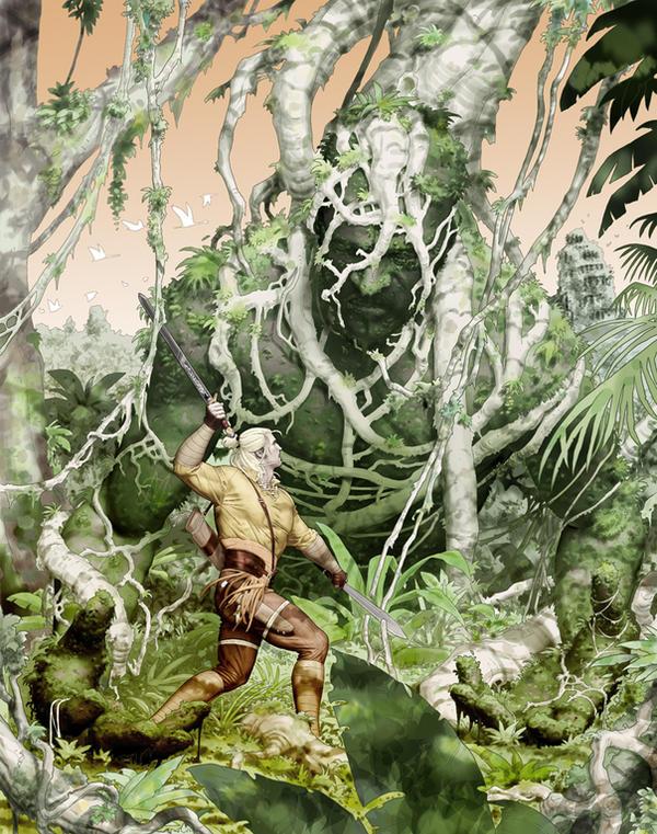 Dragonero Cover #44 by GiuseppeMatteoni