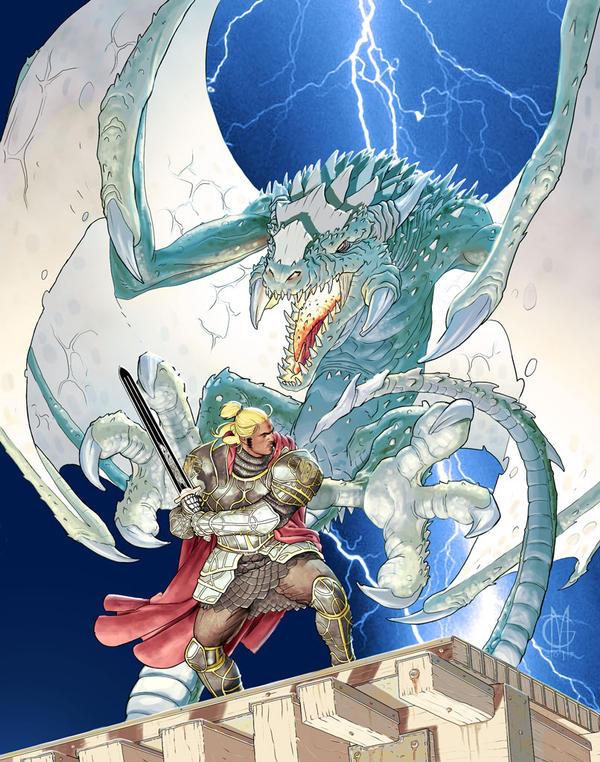 Dragonero Cover #43