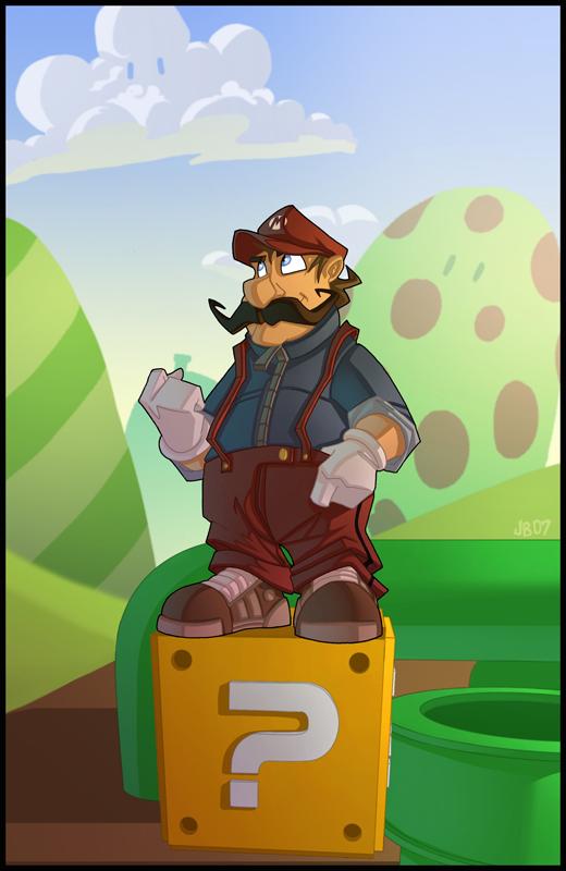 More Super Mario Fun
