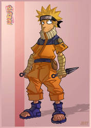 Naruto by Javas
