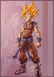Son Goku by Javas