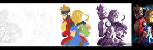 Avenges WorkProcess