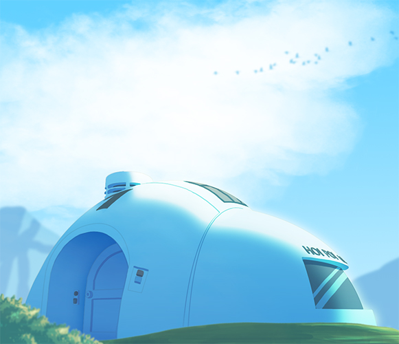 Capsule House by Javas