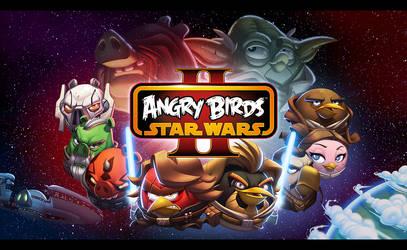 Angry Birds Star Wars 2 Splash Screen