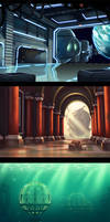 Angry Birds Star Wars 2 BGs