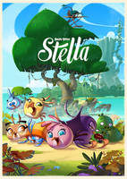 Stella Poster by Javas