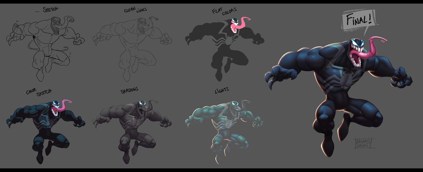 Venom WP by Javas
