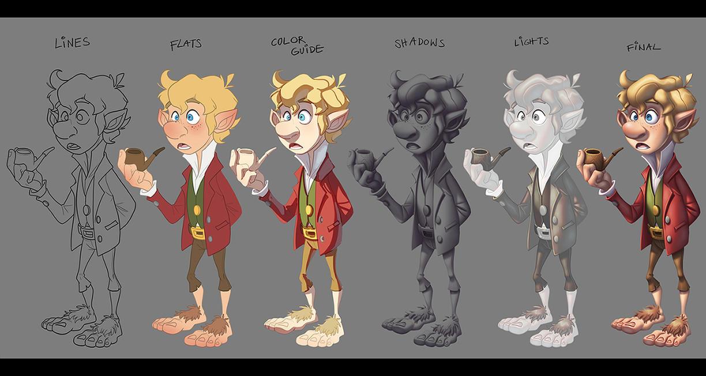 Bilbo WP by Javas