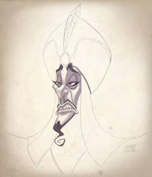 Jafar Skecth by Javas