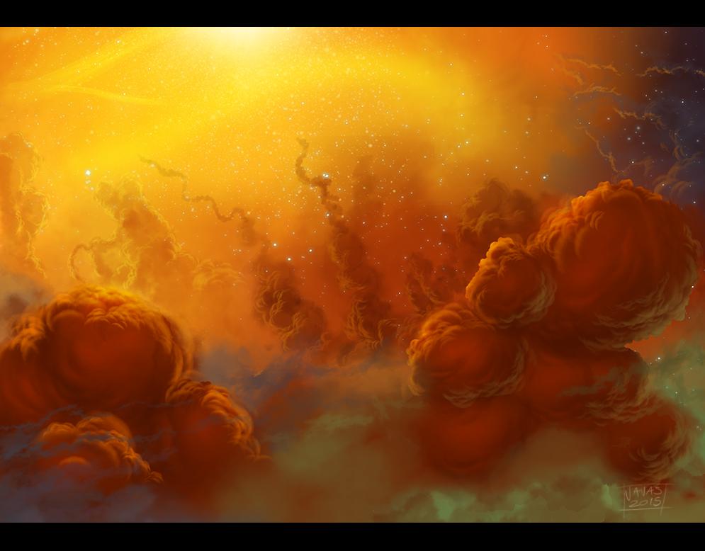 Nebula by Javas