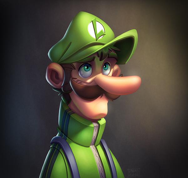 Luigi by Javas