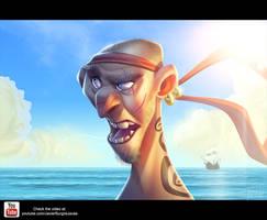 Pirate Speedpainting