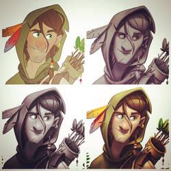 Robin Hood WP by Javas