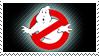 Ghostbusters stamp by Javas
