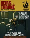 The Will of Lucius Devianti cover by devillo