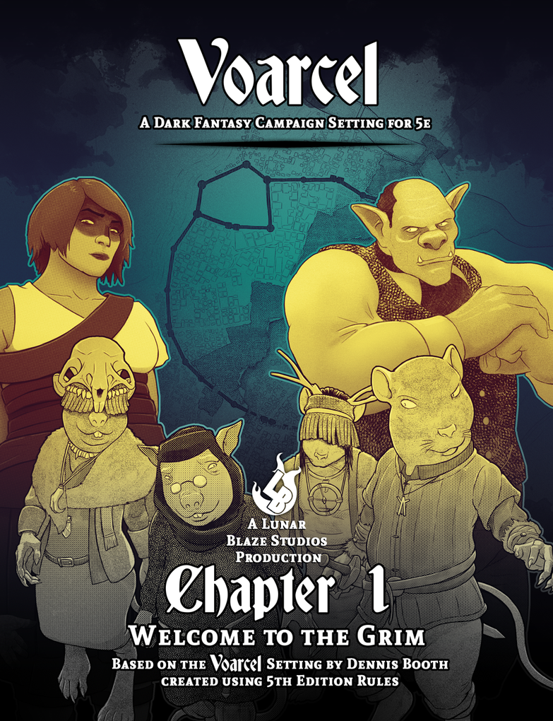 Voarcel Chapter 1 by devillo