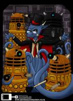 Devillo and the Daleks by devillo