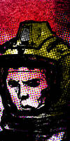 Brushpen Bookmark 2 by devillo