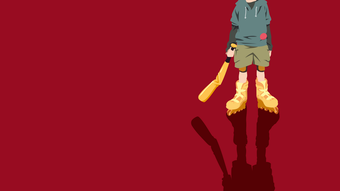 Shounen Bat (Paranoia Agent) Wallpaper by InsanityKitsune on ...