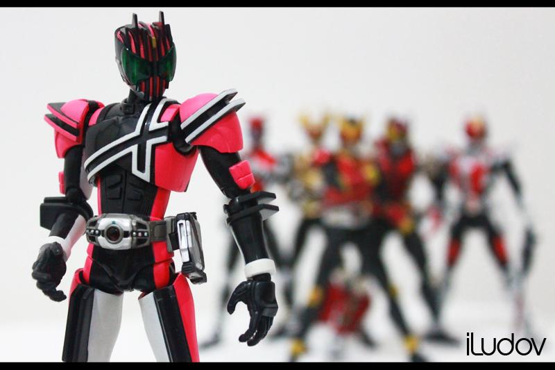 Kamen Rider Decade by iludov