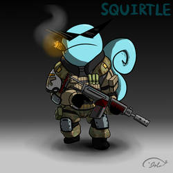 Squirtle Of Valiant Arms