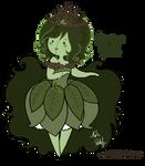 Evergreen Princess (colored)