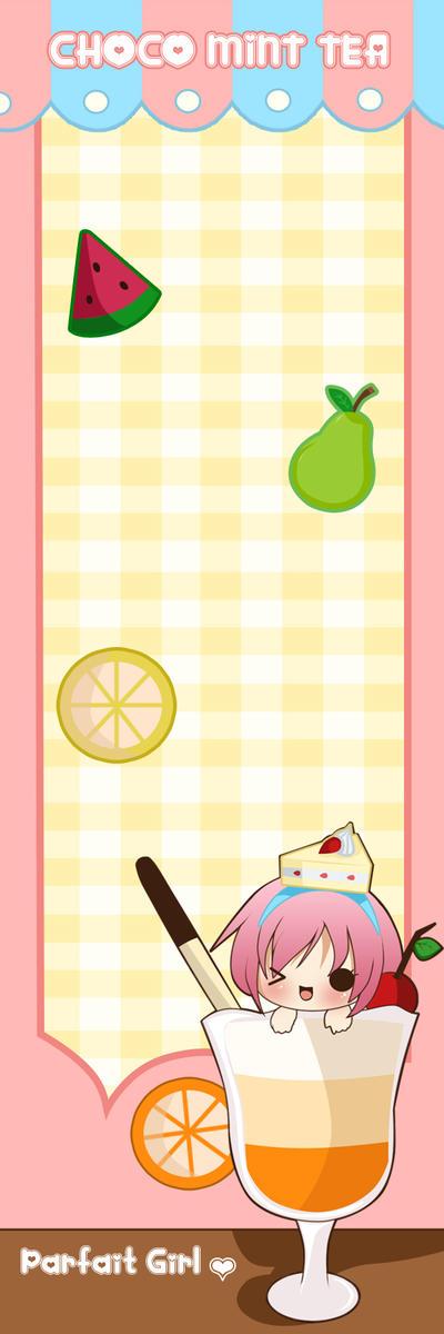 Parfait Girl by Tsubaki-Akia